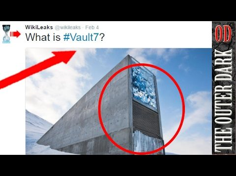 WikiLeaks Newest Conspiracy Theory Vault 7