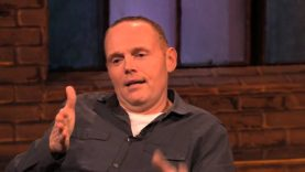 Bill Burr on politics and conspiracy theorists.